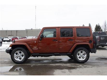2014 Jeep Wrangler Unlimited Sahara (Stk: 20-5021A) in London - Image 2 of 12