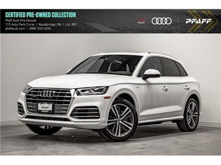 2019 Audi Q5 45 Progressiv (Stk: C7463) in Woodbridge - Image 1 of 22