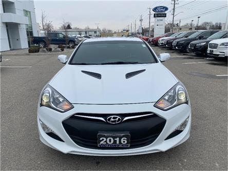 2016 Hyundai Genesis Coupe  (Stk: V6410A) in Chatham - Image 2 of 18