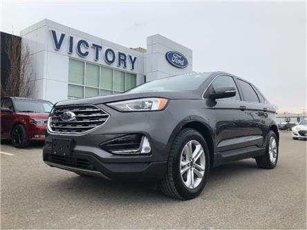 2019 Ford Edge SEL (Stk: V10372CAP) in Chatham - Image 1 of 27