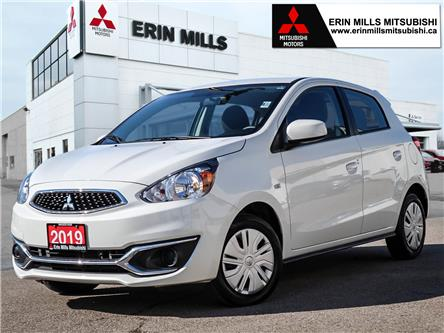 2019 Mitsubishi Mirage  (Stk: P2353) in Mississauga - Image 1 of 25