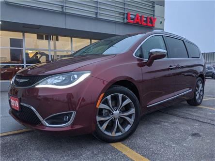 2019 Chrysler Pacifica Limited (Stk: KSOU2044A) in Chatham - Image 1 of 25