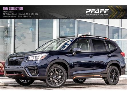 2020 Subaru Forester Sport (Stk: S00573) in Guelph - Image 1 of 22