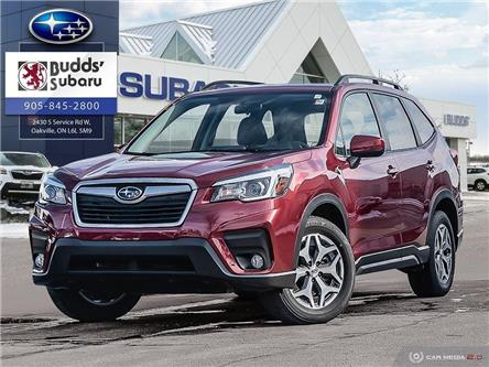 2019 Subaru Forester 2.5i Convenience (Stk: F19268R) in Oakville - Image 1 of 2