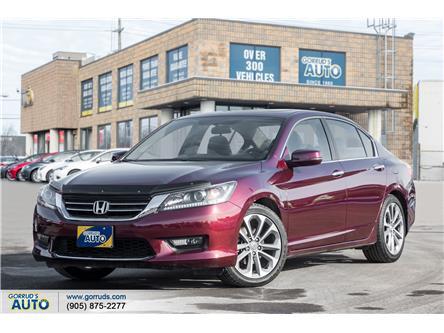 2015 Honda Accord Sport (Stk: 800424) in Milton - Image 1 of 19
