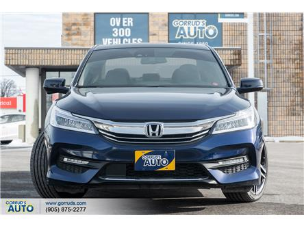 2017 Honda Accord Touring (Stk: 810001) in Milton - Image 2 of 23