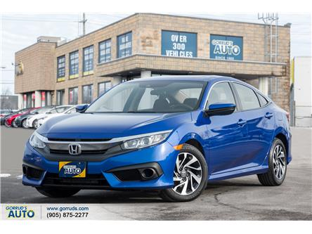 2018 Honda Civic EX (Stk: 003564) in Milton - Image 1 of 20