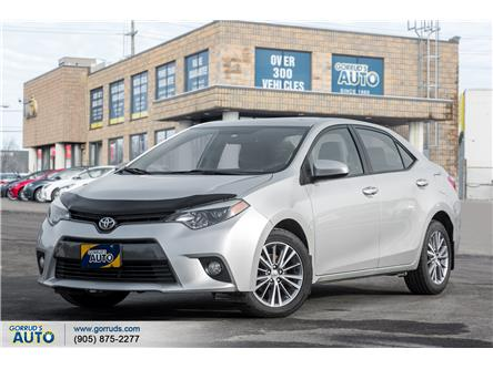 2015 Toyota Corolla LE (Stk: 435758) in Milton - Image 1 of 19