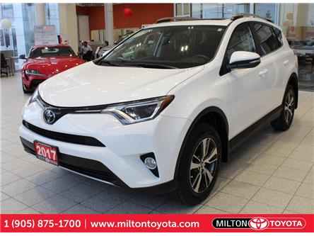 2017 Toyota RAV4 XLE (Stk: 340589A) in Milton - Image 1 of 38