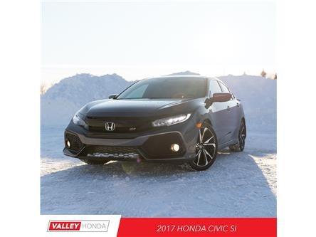 2017 Honda Civic Si (Stk: U5448A) in Woodstock - Image 1 of 8
