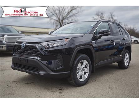 2020 Toyota RAV4 Hybrid LE (Stk: 20454) in Hamilton - Image 1 of 19