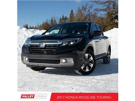2017 Honda Ridgeline Touring (Stk: U5377A) in Woodstock - Image 1 of 10