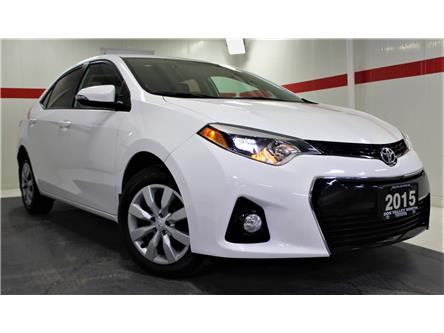 2015 Toyota Corolla S (Stk: 300444S) in Markham - Image 1 of 23