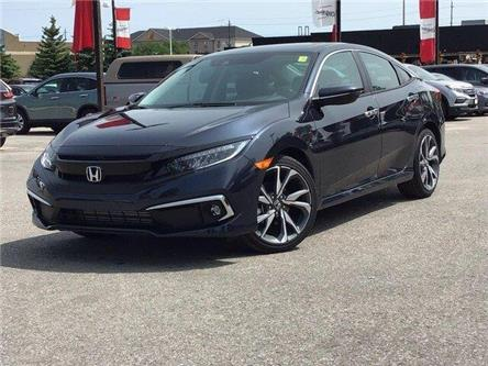 2020 Honda Civic Touring (Stk: 20628) in Barrie - Image 1 of 24