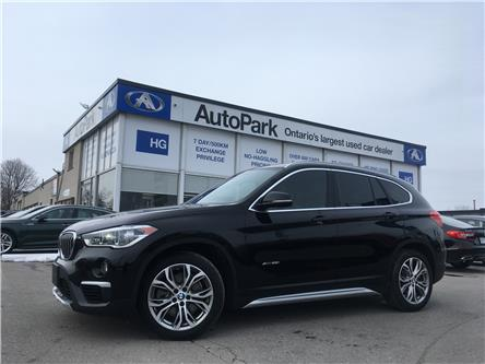 2016 BMW X1 xDrive28i (Stk: 16-51413) in Brampton - Image 1 of 26