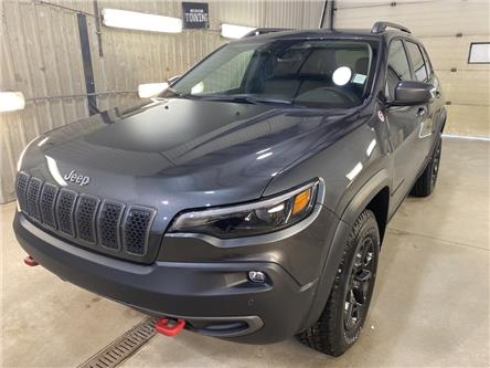 2020 Jeep Cherokee Trailhawk (Stk: LT005) in Rocky Mountain House - Image 1 of 29