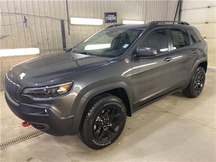2020 Jeep Cherokee Trailhawk (Stk: LT005) in Rocky Mountain House - Image 2 of 29