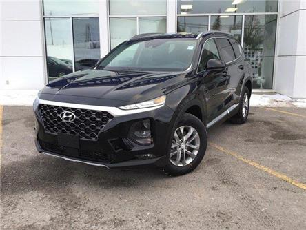 2020 Hyundai Santa Fe Essential 2.4  w/Safety Package (Stk: H12359) in Peterborough - Image 1 of 17