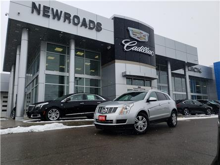 2016 Cadillac SRX Luxury Collection (Stk: Z130954A) in Newmarket - Image 1 of 27