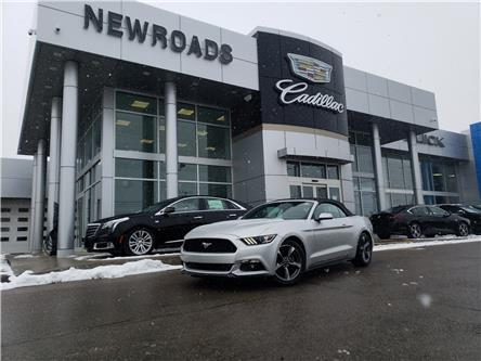 2015 Ford Mustang V6 (Stk: N14241) in Newmarket - Image 1 of 10