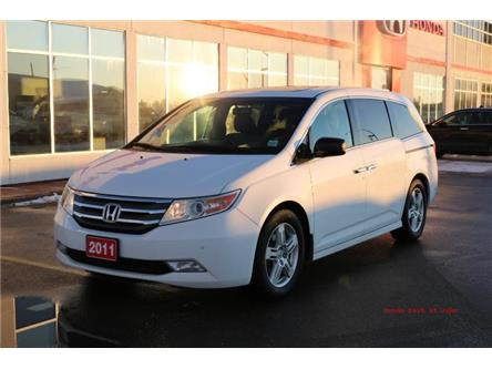 2011 Honda Odyssey Touring (Stk: U1094) in Fort St. John - Image 1 of 22