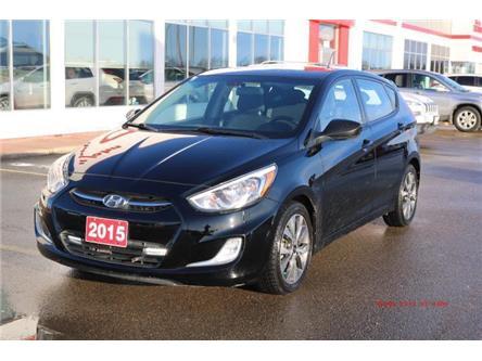 2015 Hyundai Accent GS (Stk: U1085A) in Fort St. John - Image 1 of 19