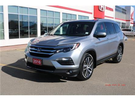 2016 Honda Pilot Touring (Stk: 19053A) in Fort St. John - Image 1 of 23