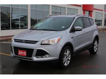 2015 Ford Escape Titanium (Stk: U1086) in Fort St. John - Image 1 of 21