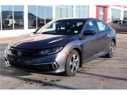 2020 Honda Civic LX (Stk: 20008) in Fort St. John - Image 1 of 20