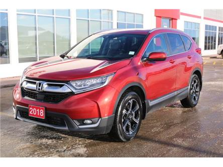 2018 Honda CR-V Touring (Stk: 20020A) in Fort St. John - Image 1 of 20