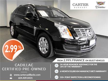 2016 Cadillac SRX Luxury Collection (Stk: P9-61160) in Burnaby - Image 1 of 24