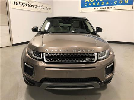 2017 Land Rover Range Rover Evoque HSE (Stk: W0863) in Mississauga - Image 2 of 30