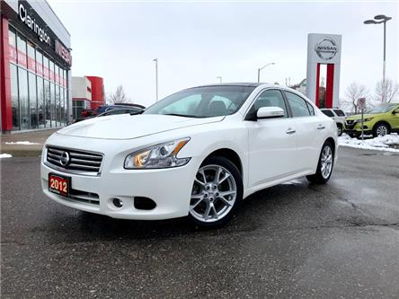2012 Nissan Maxima SV (Stk: CC846340) in Bowmanville - Image 1 of 33