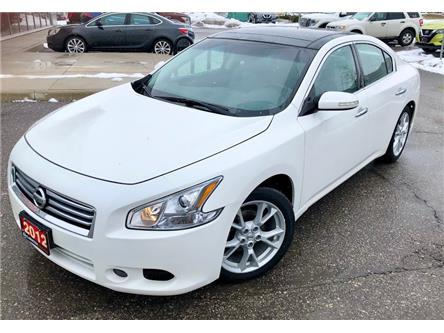 2012 Nissan Maxima SV (Stk: CC846340) in Bowmanville - Image 2 of 33