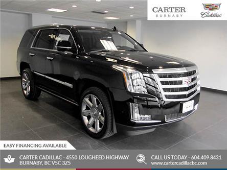 2020 Cadillac Escalade Premium Luxury (Stk: C0-62770) in Burnaby - Image 1 of 22