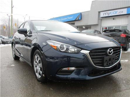 2018 Mazda Mazda3 GX (Stk: 200030) in Kingston - Image 1 of 12