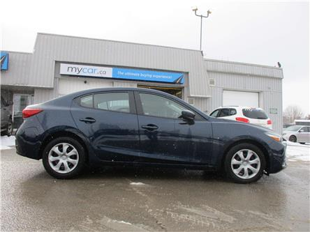 2018 Mazda Mazda3 GX (Stk: 200030) in Kingston - Image 2 of 12