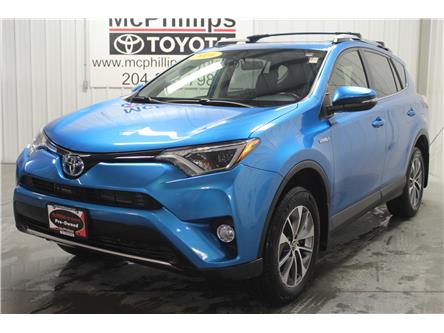 2016 Toyota RAV4 Hybrid XLE (Stk: B10873) in Winnipeg - Image 2 of 27