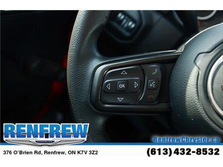 2019 Jeep Wrangler Sport (Stk: K413) in Renfrew - Image 2 of 20
