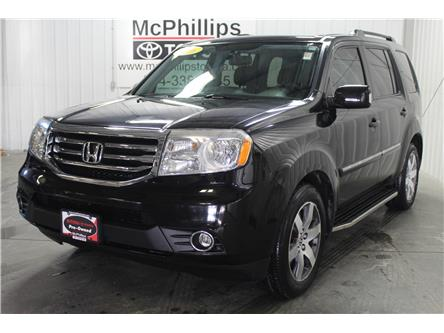 2014 Honda Pilot Touring (Stk: 5783022A) in Winnipeg - Image 2 of 29