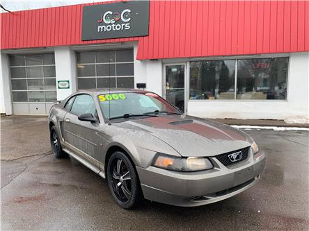 2002 Ford Mustang Base (Stk: ) in Cobourg - Image 1 of 13