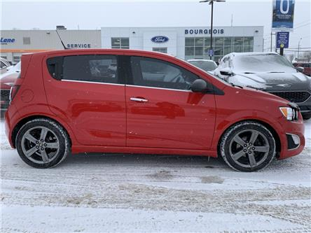 2013 Chevrolet Sonic RS Manual (Stk: 19T1154AA) in Midland - Image 2 of 13