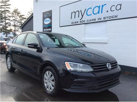 2015 Volkswagen Jetta 2.0L Trendline (Stk: 200181) in Kingston - Image 1 of 18