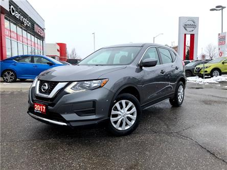 2017 Nissan Rogue S (Stk: HC801011) in Bowmanville - Image 1 of 28