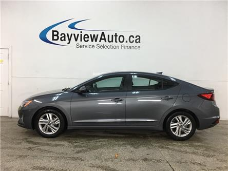 2020 Hyundai Elantra Preferred w/Sun & Safety Package (Stk: 36511R) in Belleville - Image 1 of 26