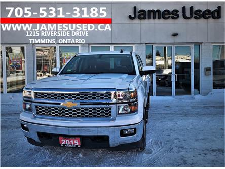 2015 Chevrolet Silverado 1500 2LT (Stk: N20200A) in Timmins - Image 1 of 15