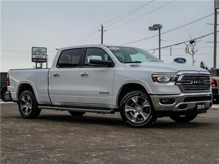 2019 RAM 1500 Laramie (Stk: W6050) in Uxbridge - Image 1 of 30