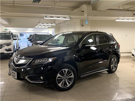 2017 Acura RDX Elite (Stk: D12905A) in Toronto - Image 1 of 35