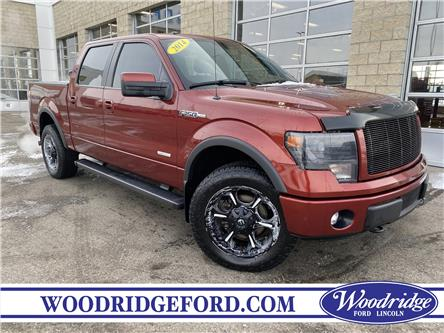 2014 Ford F-150 FX4 (Stk: K-1892A) in Calgary - Image 1 of 21