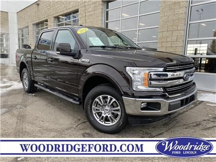 2018 Ford F-150 Lariat (Stk: K-2906A) in Calgary - Image 1 of 21